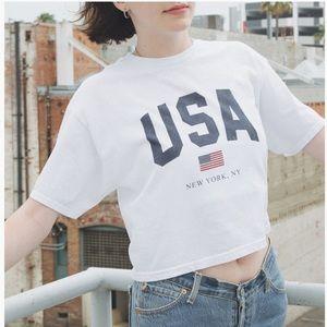 Brandy Melville Aleena USA New York Top